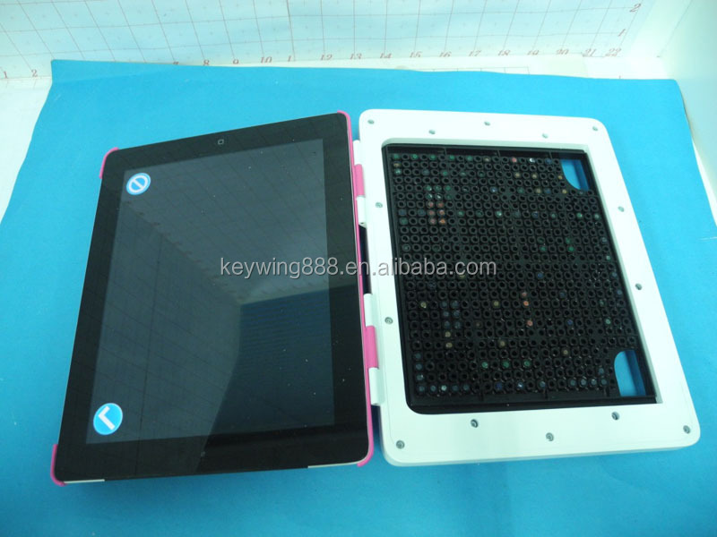 Electric conductive silicone rubber piece conductive pad for touch screen board