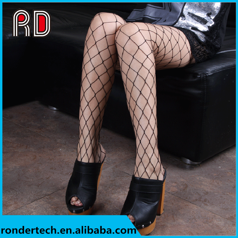 2017 Hot selling New Women Sexy Fishnet Stockings Fishing Net Pantyhose