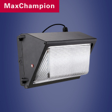 PROMOTION Warm White 3000K IP65 Outdoor Lighting 50 Watt LED Wall Pack UL DLC with 5 years warranty
