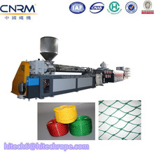 PP / HDPE / PET / PA / NYLON monofilament yarn extrusion line / rope yarn extruder machine production line