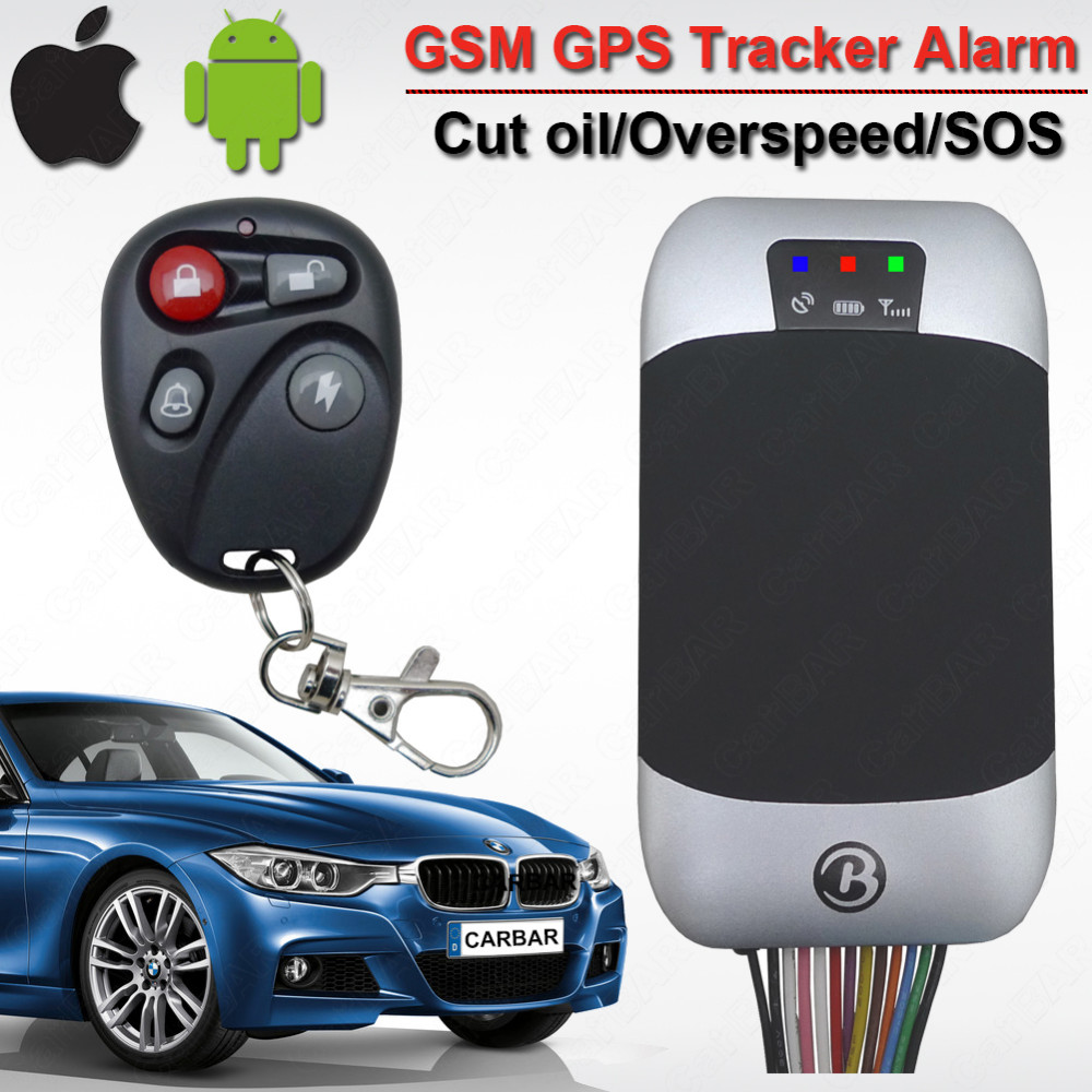 New Mini motorcycle Car GPS Tracker GPS303b with Over speed Alarm and car tracking system
