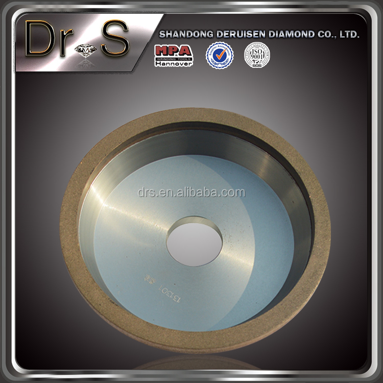 Dr.s brand diamond grinding cup wheel for flat disposing marble burr