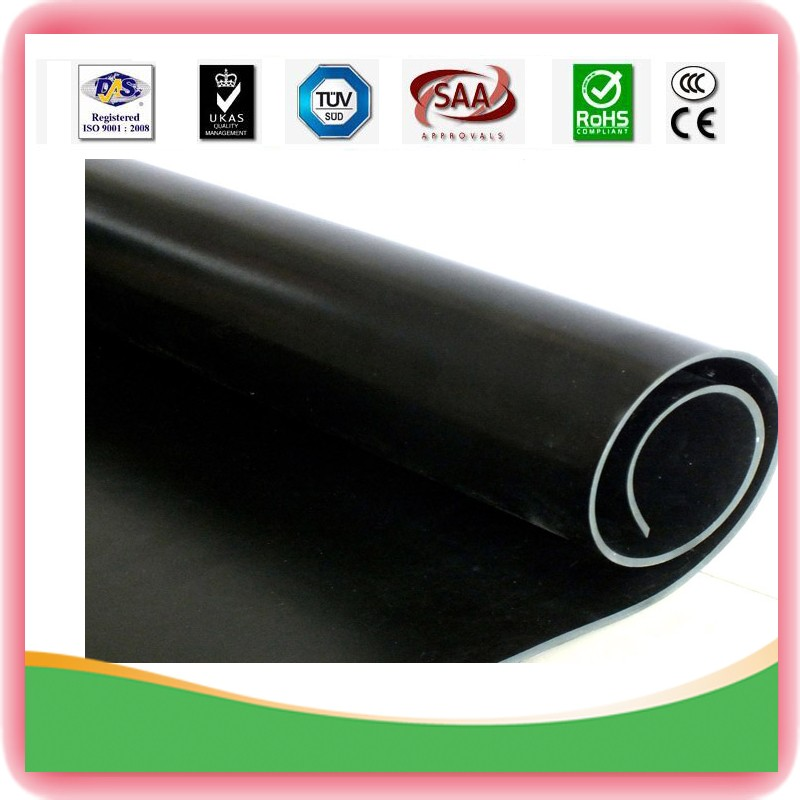 High quality neoprene fabric or smooth Rubber Sheet