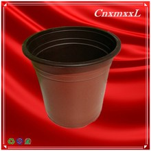 Fashion style plastic Soft flower pot plant pots with high quality