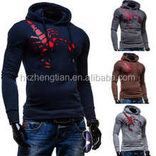 high quality <strong>logo</strong> embroidery sportwear men's hoodies and sweatshirts,casual slim fit hooded coats male cheap hooded sweatshirts