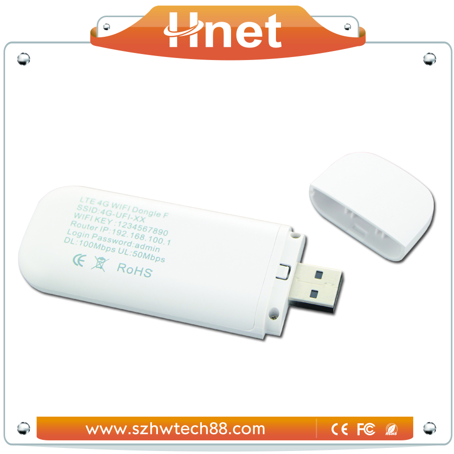 150Mbps Transmission Rate Mini Wireless 4G GPS SIM Data Card