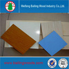 competitive price Melamine MDF,Red Oak/Beech/Cherry Wood veneered mdf Board
