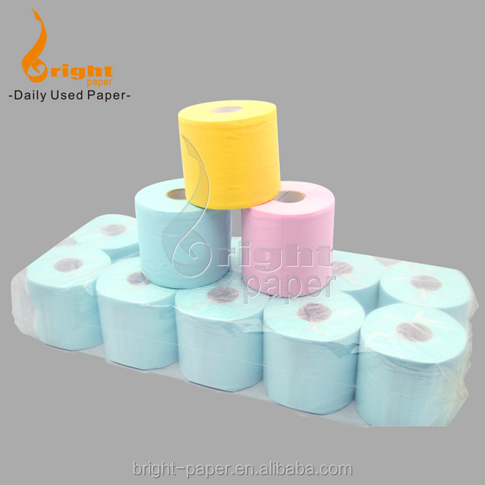 Customize 2 ply 3 ply toilet paper factory best price for Design your own toilet paper