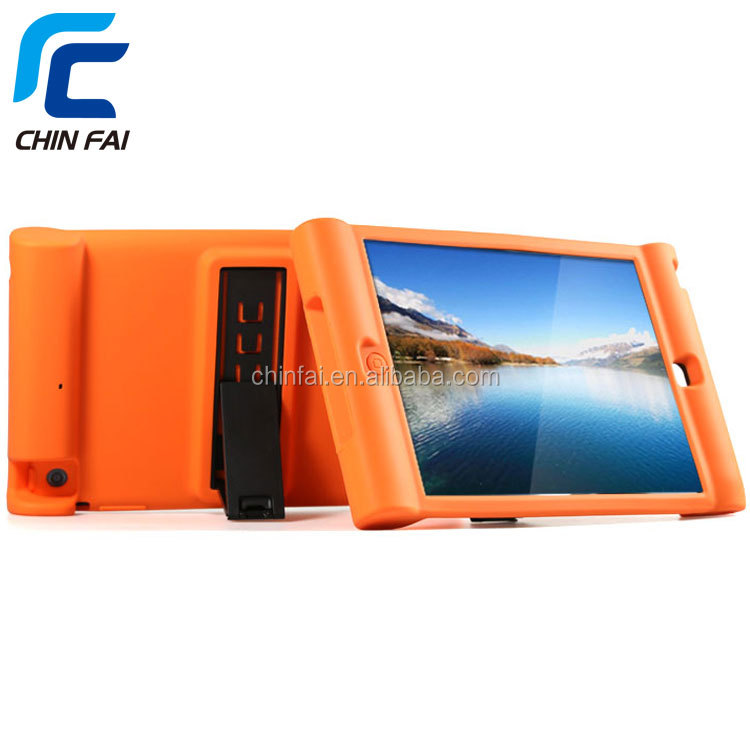 Shock proof bumper Kid Proof silicone 10.1 inch tablet case for kids Sumsung Galaxy tab 3 P5200