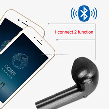 New Wireless Mini Bluetooth Earbud I7 Single earphone sport earphones Stereo Bluetooth 4.1 Headset With Micro For Smart Phone