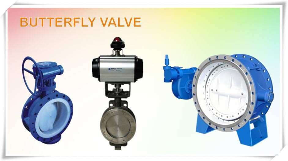 soft seal PN16 Handle Manual Wafer Center Butterfly Valve
