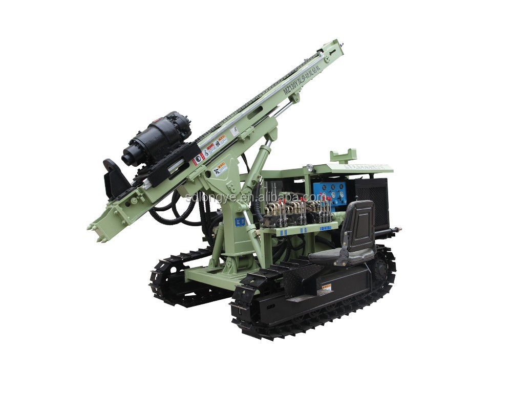 High Speed Micropile Drilling Equipment MZ130Y-2,Auger Drilling Machine