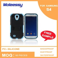 With screen protector soft tpu case for samsung galaxy s4 mini i9190
