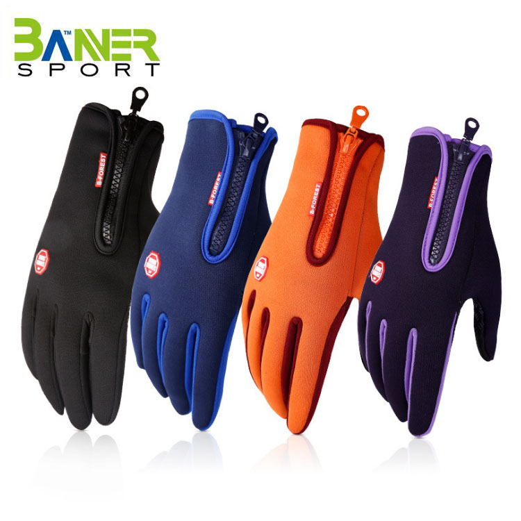 Men women warm waterproof windproof touch screen <strong>glove</strong>,fleece cycling <strong>glove</strong>,full finger outdoor ski <strong>glove</strong>