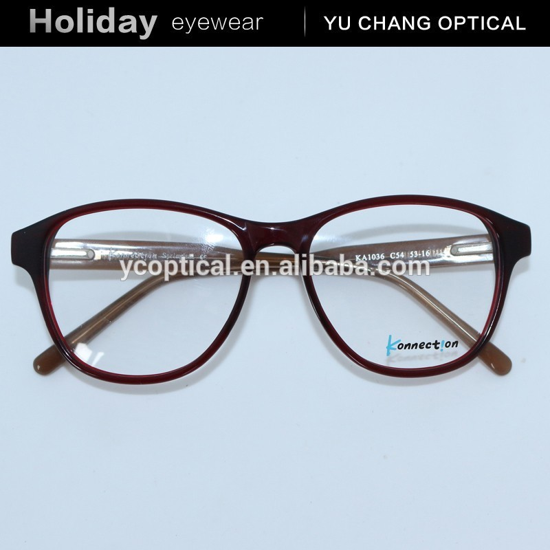 Latest model spectacle frame, beautiful prescription glasses frames