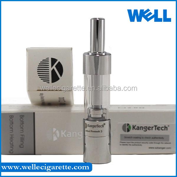 2014 Kangertech Protank Series Top Selling Kanger Mini Protank 3 Atomizer 100% Genuine Kanger Mini Protank3