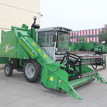 China Manufacturer Gold Dafeng Bean Harvesting Machinery/Mini Soybean Combine Harvester