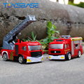 Hight Quality Child Diecast Remote Control Toy Mini Rc Fire Truck