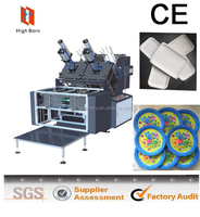 2015 new type hot sale New Design disposable paper plate making machine price
