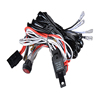 5 way wire harness 30 A 40 A auto relays 12v