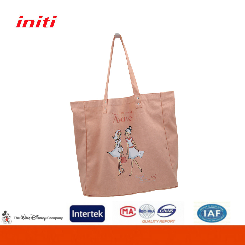 OEM Production Cheapest Price Tote Custom Canvas Bags for Shopping