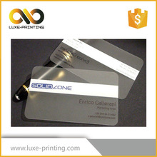 Personalized shape paper business cards with company name&contacts