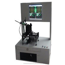 Turbocharging balancing machine of manfacture