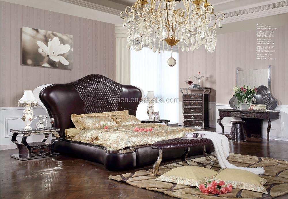 luxury bedroom set new design bedroom sets furniture yc123 buy bedroom furniture set bedroom. Black Bedroom Furniture Sets. Home Design Ideas
