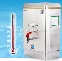 Electric Induction Water Heating Boiler