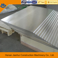 Large stock mirror finish 5052 aluminum sheet/plate supplier from china