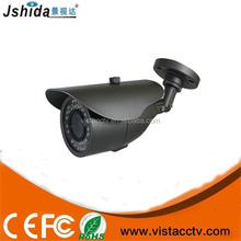 2.0 Megapixel 1080P CMOS IR 15M~20M Bullet Type AHD Camera with 3.6mm Fixed Lens