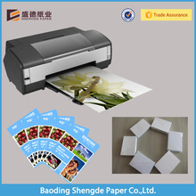 Manufacture Hot sale cheap price A4 Size 108g/128g/135g/180g matte photo paper