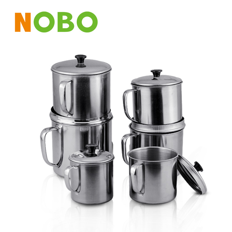 wholesale mugs for sale, stainless steel material with handle cheap stainless