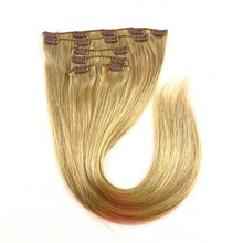 shipping from china to netherlands 30 inch clip in human hair extensions soft hair