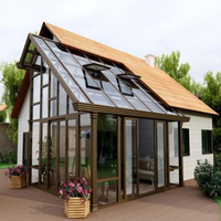 garden house outdoor glass house Sun Room