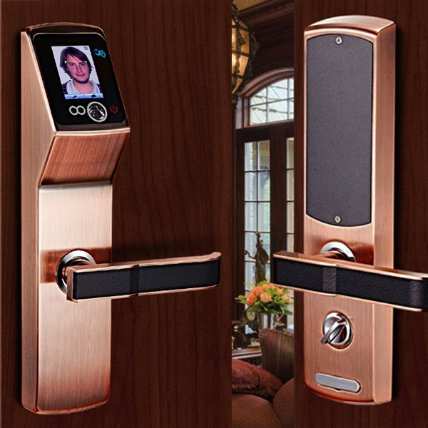 S4A 6688 Face Recognition smart Facial Door Lock