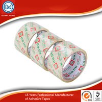 Clear/Transparent Printed Custom Logo Adhesive BOPP/OPP Packing Tape