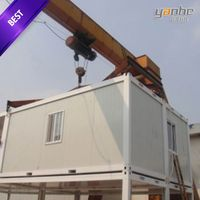 4 Man flat pack container home flat pack homes