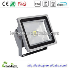 High power cob led floodlight with human body sensor