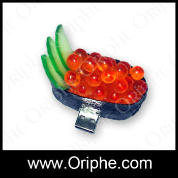 Low price,marketing gift,colorful Fruit Platter 1000gb usb flash drive
