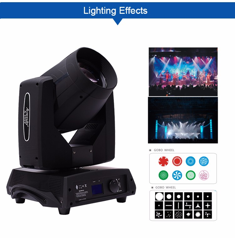 2018 smart beam projector 3in1 outdoor sharpies 150w led single laser lamp 7r 230w moving head sharpy beam light