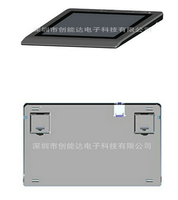 21.5 inch Open Frame Industrial Touch Screen Monitor