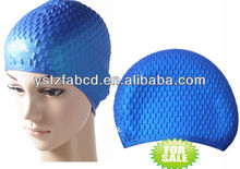 Cheap Silicone Swimming Cap for Long Hair