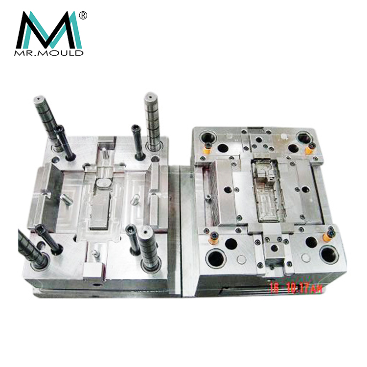 Double injection auto switch mould