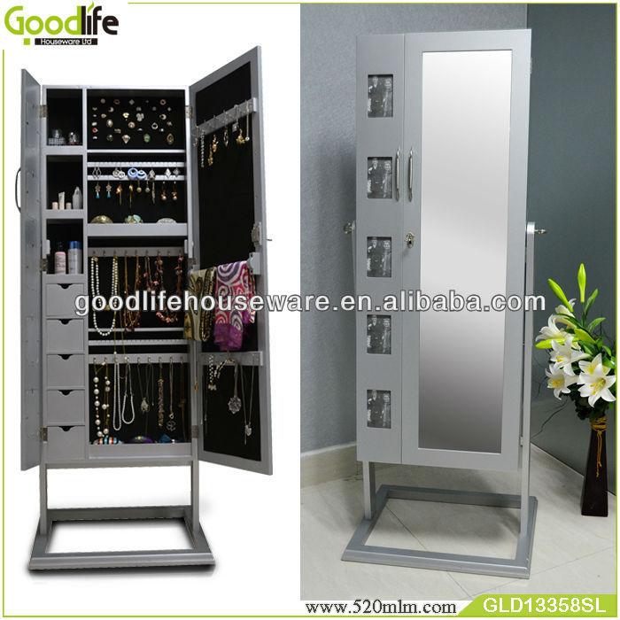 Porta gioielli armadio pannelli decorativi plexiglass - Specchio portagioie ikea ...