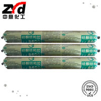 excellent adhesive Neutral Silicone Structural Adhesive for Mirror & Car Windsheild