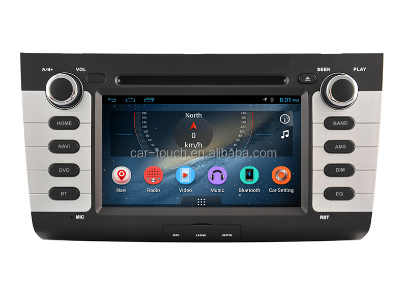 7 Inch Double Din Car Stereo For Suzuki Swift 2004- 2010 Android Quad-Core