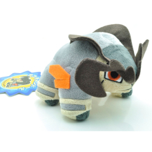 5pcs/lot 13cm Nintendo Pokemon Terrakion Plush Toy Pocket Monster Plush Soft Stuffed Animals Toys Doll Figure Toy for Kids Gift