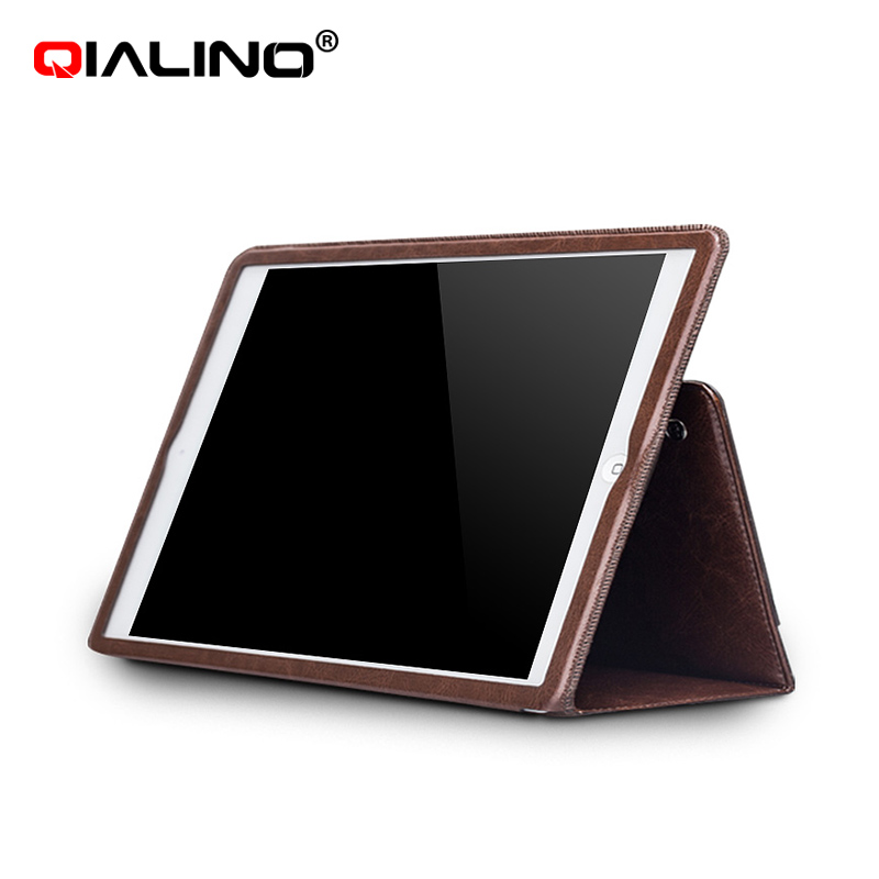 Top selling products 2016 leather for ipad smart cover ,leather case for ipad