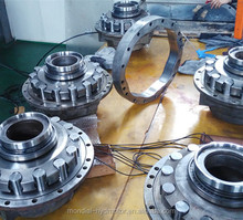 Hagglunds CA50 substitute chinese low speed high torque radial piston hydraulic motors MCA50-20
